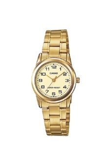 Casio LTP-V001G-9B Ladies Watch (Gold) Price Philippines