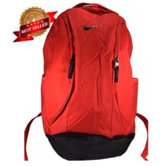 Harga Back pack Nike Dual Zipper North Lakes (Red)