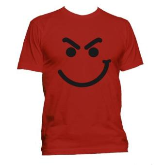 Fan Arena Bon Jovi Inspired Have A Nice Day T- Shirt (Red) Price Philippines