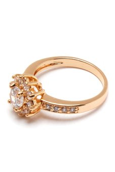 Harga Jewelrista RIN215 Ring (Rose Gold)