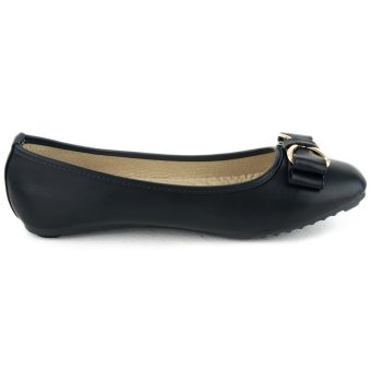 Harga Mario D' boro Jackie Shoes (Black)