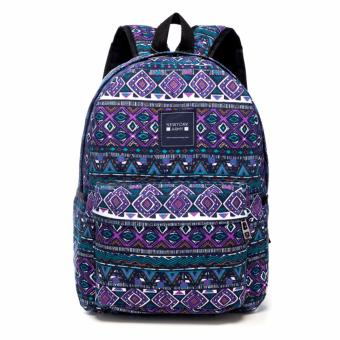 Newyork Army 'Aztec' Unisex Backpack, Multicolor Price Philippines