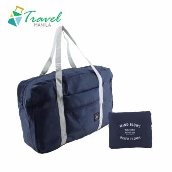 Weekeight Folding Carry Bag (Navy Blue) Price Philippines