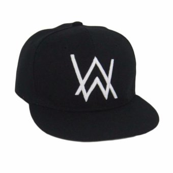 Harga TidePioneer New Chic Alan Walker Embroidered Baseball Cap Bycustomon - intl