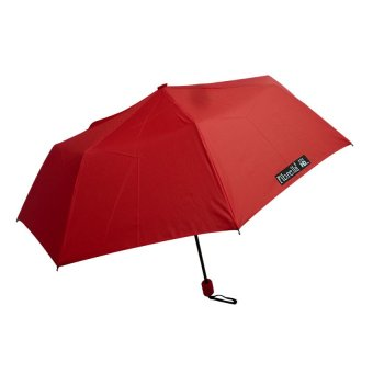 Harga Fibrella Umbrella F00366 (Red)