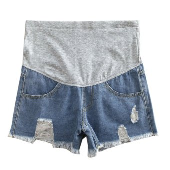 Woman Maternity Denim Shorts Price Philippines