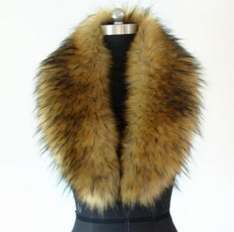 Winter Faux Raccoon Fur Faux Raccoon Fur Scarf Shawl Collar Price Philippines