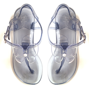 Jelly Nelly Sandals (Black) Price Philippines