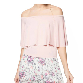 Harga Marian Off Shoulder Top (Cameo)