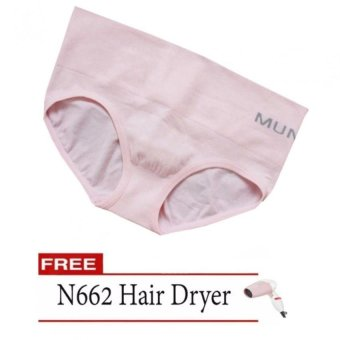 Munafie (Wide Garter) Pink with Free N662 Hair Dryer Price Philippines