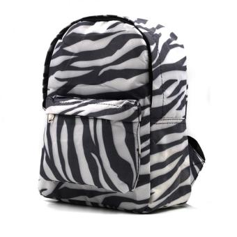 Urban Hikers Apollo Casual Daypack Backpack (Zebra Print) Price Philippines