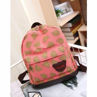 Harga Isabel K045 Premium Backpack (Rose)