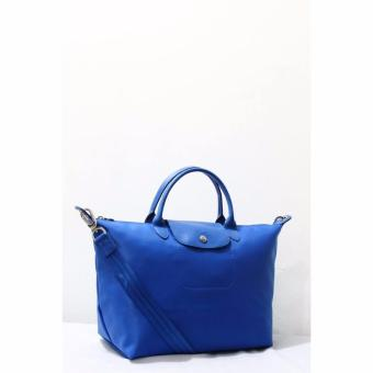 Longchamp Medium Le Pliage Neo Tote Bag (ROYAL BLUE) Price Philippines