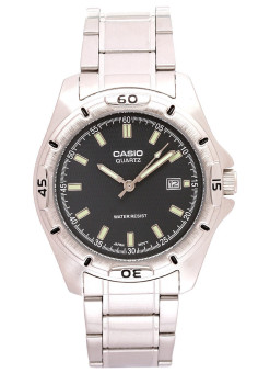 Casio Men's Watch MTP-1244D-8ADF (Silver) Price Philippines