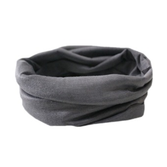 Hequ Outdoor Head Mesh Bandanas Cycling Magic Scarf (Grey) Price Philippines