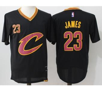 Men's NBA Basketball Jerseys Cleveland Cavaliers #23 LeBron James - intl Price Philippines