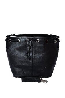Mango Drawstring Bag (Black) Price Philippines