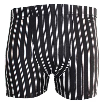 New York Fashion Black Stripes Boxer Short Price Philippines