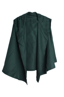 HANG-QIAO Unisex Attack on Titan Anime Cape Green Price Philippines