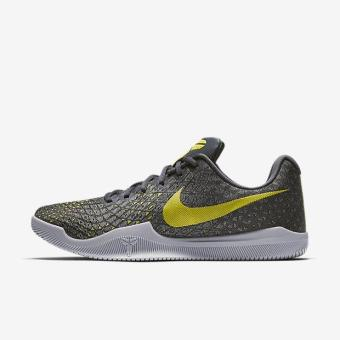 NIKE MEN MAMBA INSTINCT EP BASKETBALL SHOE DK GREY 884445-003 US7-11 01' - intl Price Philippines