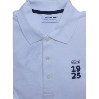 Lacoste Legende Rene 1925 Edition Men's Polo Shirt (White) Price Philippines