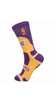 NBA Team Based Elite Socks with Embroidery No115 Lakers Price Philippines