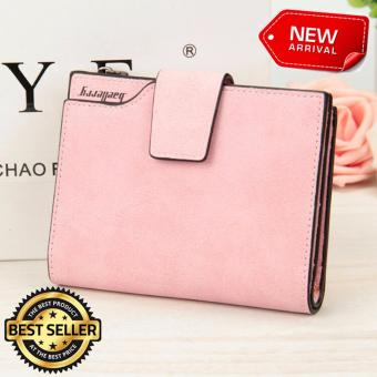 Authentic Baellerry Short Wallet (Multi Function Purse) LIGHT PINK Price Philippines
