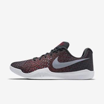 NIKE MEN MAMBA INSTINCT EP BASKETBALL SHOE BLACK 884445-006 US7-11 01' - intl Price Philippines
