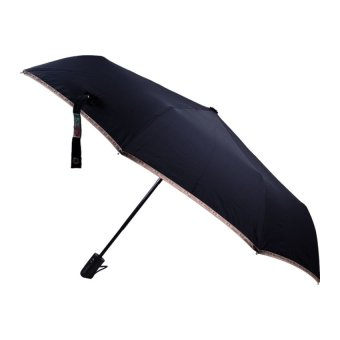 Harga Fibrella Umbrella F00340 (Black)