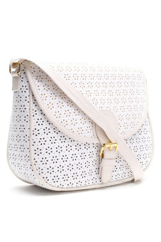 Harga HDY Roxy Bag (White)