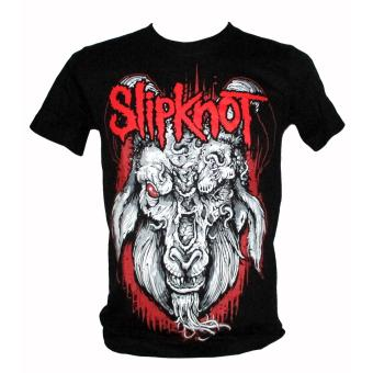 Harga Slipknot - Goat Head T-shirt (roxx)