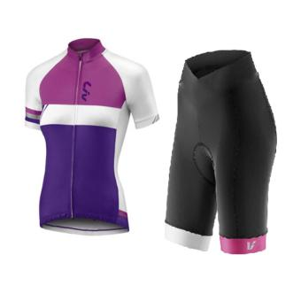 Harga Fortress Bike Cycling liv Jersey with Non Bib Short (LIV3)