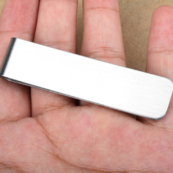 Harga New Money Clip Long Slim 2.8