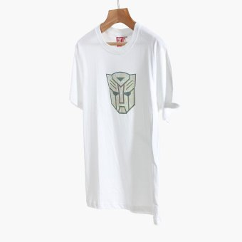 Transformers: The Last Knight Boys Teens Graphic Tee (White) Price Philippines