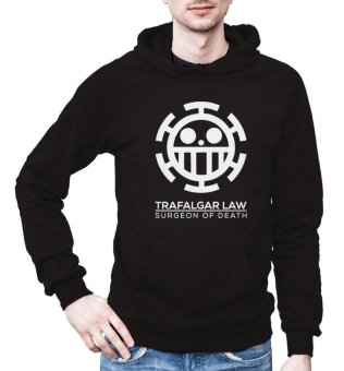 One Piece Hoodies Jacket for Men (Black) Price Philippines