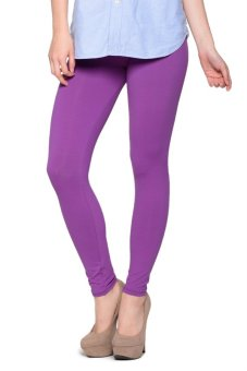 Harga CYRIL Kylie Long Leggings (Purple)