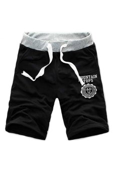 Harga Jetting Buy Jogger Sport Short Baggy (Black)