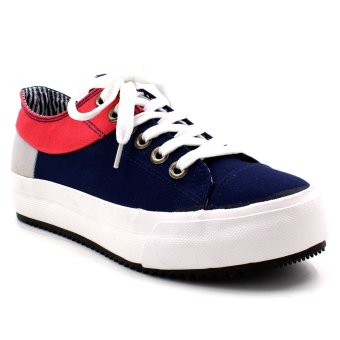 New York Sneakers Adira (Blue/Pink) Price Philippines