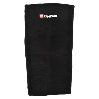 360WISH CAMEWIN Sports Safety Protective Knee Pad 0869 Black-L - intl Price Philippines