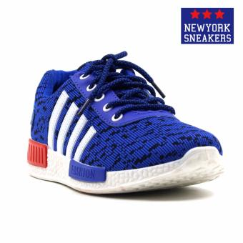New York Sneakers Bronwen Rubber Shoes(BLUE) Price Philippines