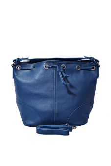 Mango Drawstring Bag (Blue) Price Philippines