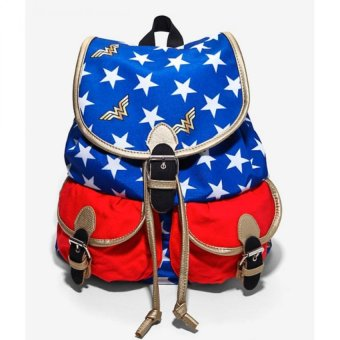 Bioworld Wonder Woman Knapsack Price Philippines