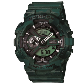 Casio G-Shock GA-110CM-3ADR Green Price Philippines