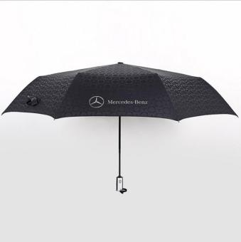 2016 Benz big umbrellas fashion oversize parasols men automatic business paraguas windproof male female - intl Price Philippines