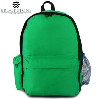 Harga Brookstone Paris Sorbonne Casual Backpack (Green)
