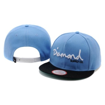 Comfortable Fashion Diamonds Supply Co. Snapback Cap Adjustable Sport Hat - intl Price Philippines