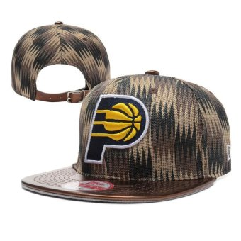 Fashion NBA-INDIANA-PACERS Snapback Cap Adjustable Sport Hat - intl Price Philippines