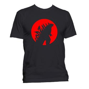 Fan Arena Godzilla Inspired T-shirt (Black) Price Philippines
