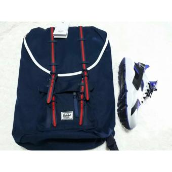 Authentic Herschel Supply Little America Navy Blue 23.5L Backpack Price Philippines