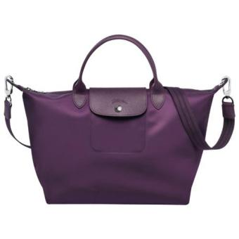 Longchamp Le Pliage Neo Medium Handbag (Bilberry) Price Philippines
